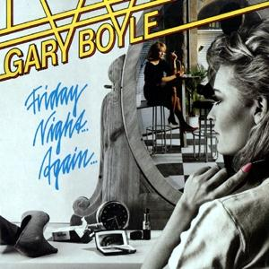 Gary Boyle Friday Night Again album cover