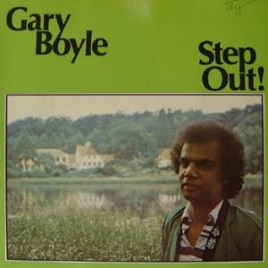 Gary Boyle Step Out album cover