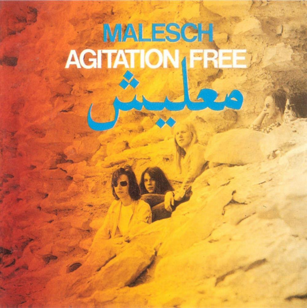 Malesch by AGITATION FREE album cover