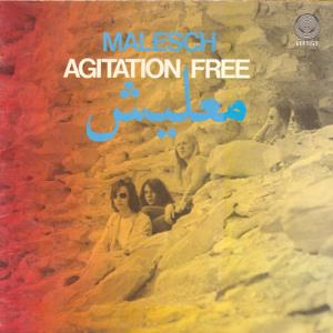 Agitation Free - Malesch CD (album) cover