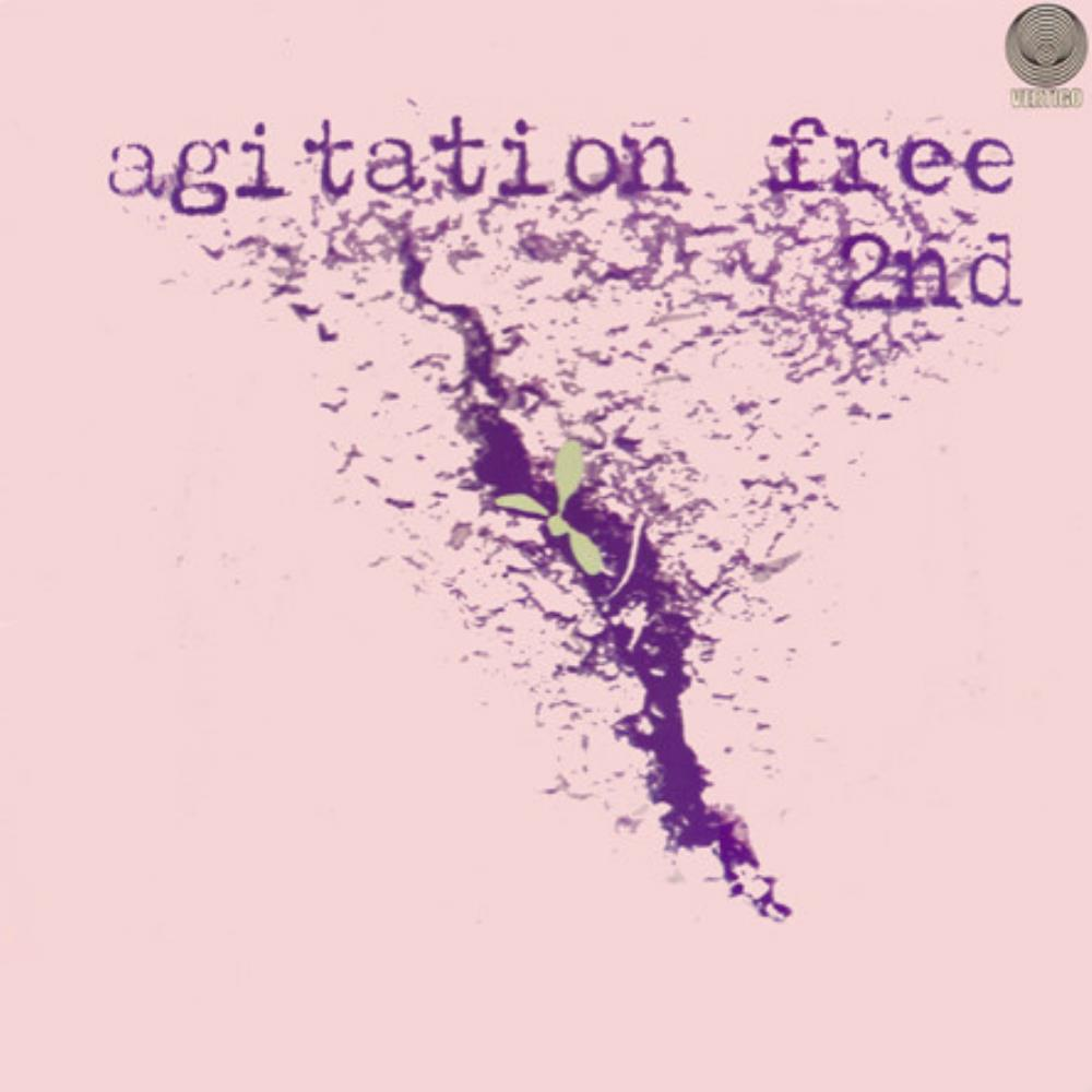 Agitation Free - 2nd CD (album) cover