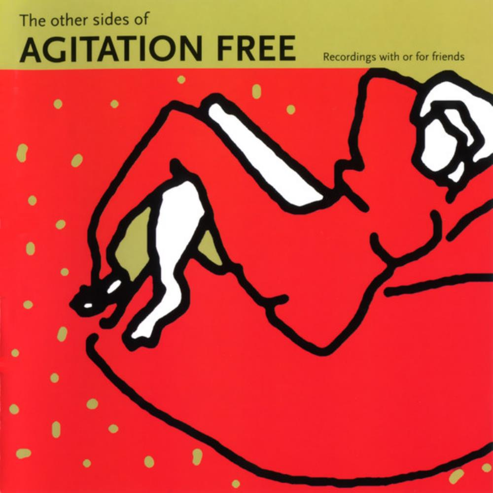 Agitation Free The Other Sides Of Agitation Free album cover