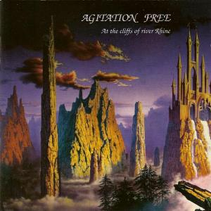 At The Cliffs Of River Rhine by AGITATION FREE album cover