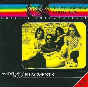 Agitation Free Fragments (Live '74) album cover