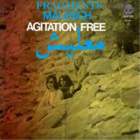 Agitation Free Fragments & Malesch  album cover