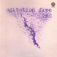 Agitation Free - Second CD (album) cover