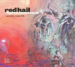 Aratta Rebirth Red Hail album cover