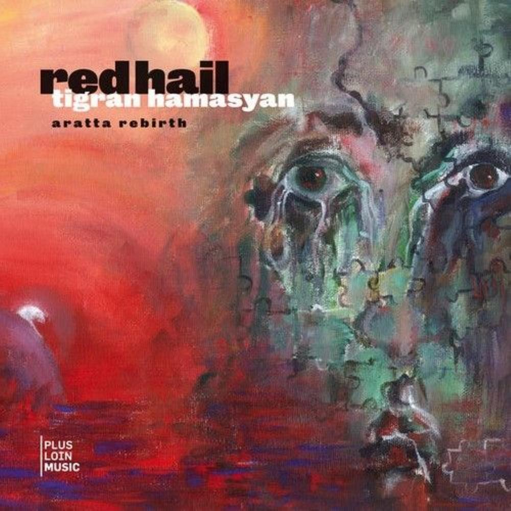 Red Hail by ARATTA REBIRTH album cover