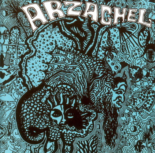 Arzachel - Arzachel  CD (album) cover