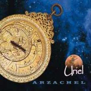 Arzachel - Arzachel - Uriel CD (album) cover