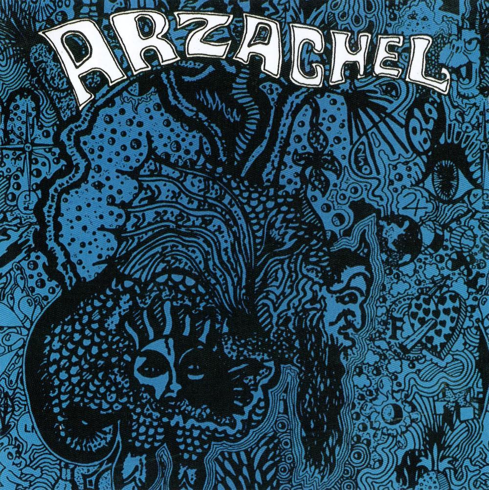 Arzachel by ARZACHEL album cover