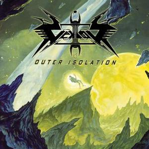 Outer Isolation by VEKTOR album cover