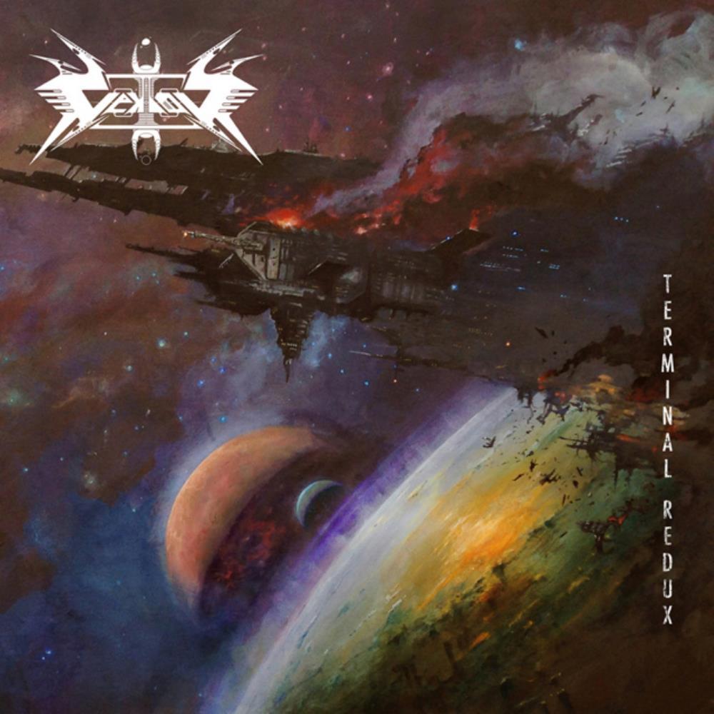 Terminal Redux by VEKTOR album cover