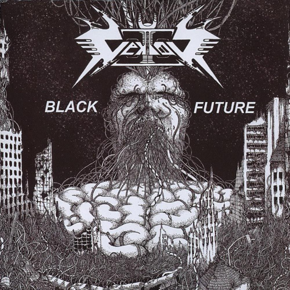 Vektor Black Future album cover