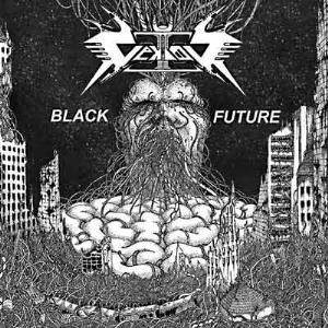 Vektor - Black Future CD (album) cover