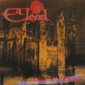 Le�ons de T�n�bres by ELEND album cover