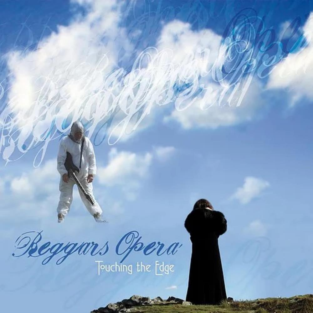 Beggars Opera Touching The Edge album cover