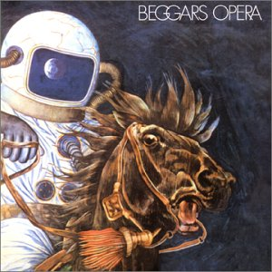 Beggars Opera - Pathfinder CD (album) cover