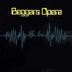 Lifeline by BEGGARS OPERA album cover