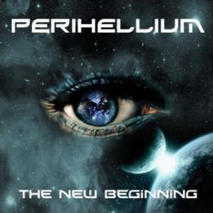 Perihellium - The New Beginning CD (album) cover