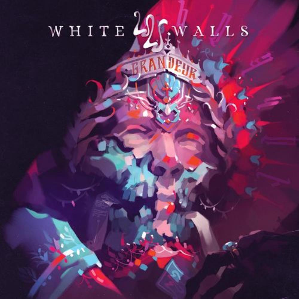 Grandeur by WHITE WALLS album cover