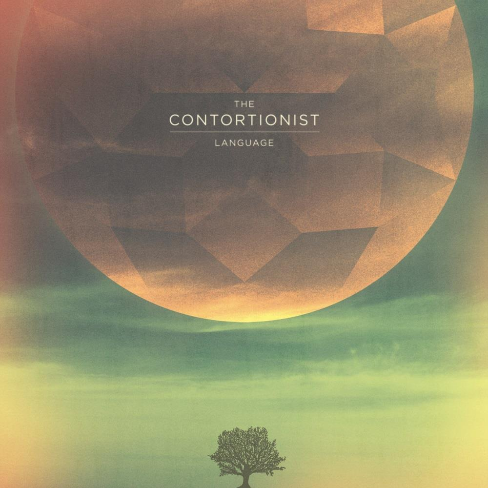 The Contortionist - Language CD (album) cover