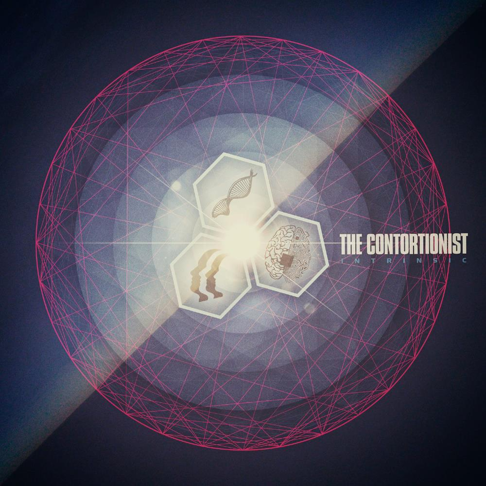 Intrinsic by CONTORTIONIST, THE album cover