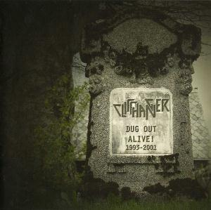 Dug Out Alive! 1993-2001 by CLIFFHANGER album cover
