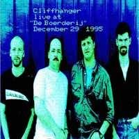 Cliffhanger Live at De Boerderij album cover