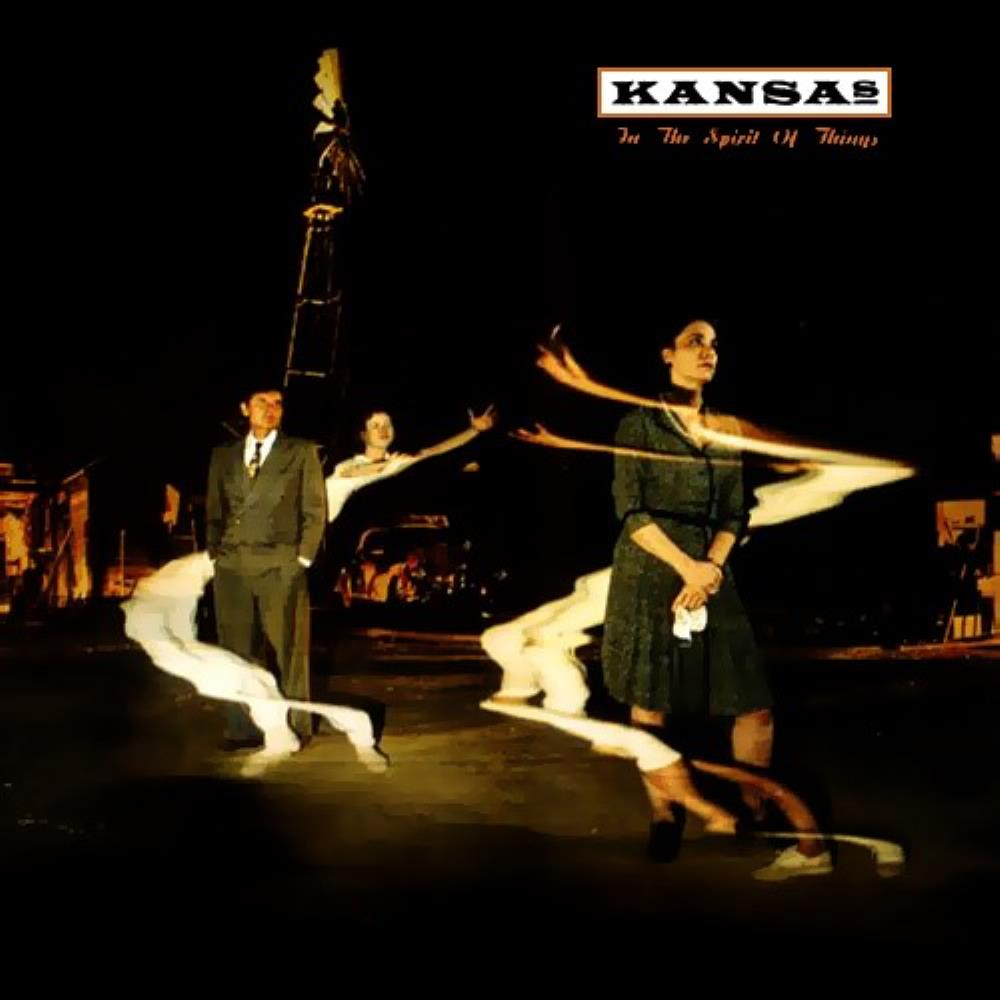 Kansas In The Spirit Of Things album cover