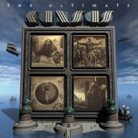 Kansas - The Ultimate Kansas CD (album) cover