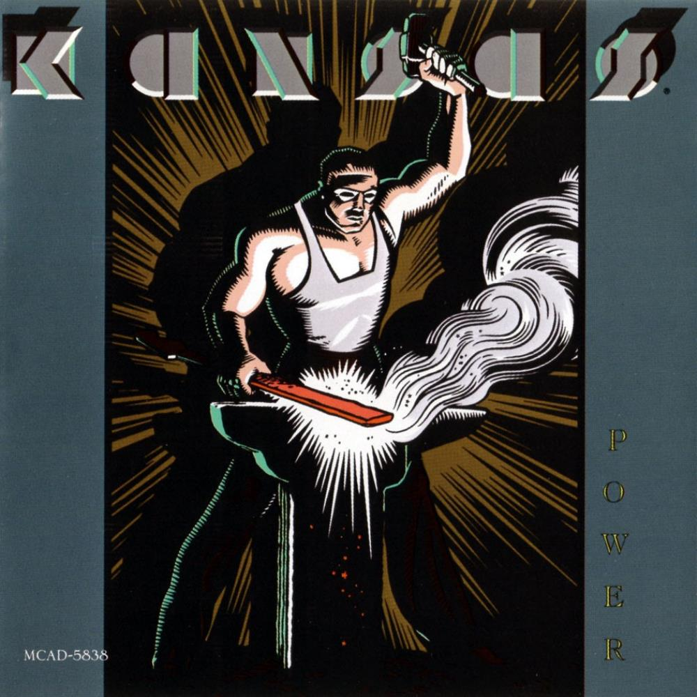 Kansas - Power CD (album) cover