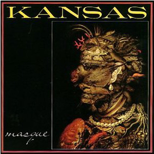 Kansas - Masque CD (album) cover
