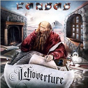 Kansas Leftoverture album cover