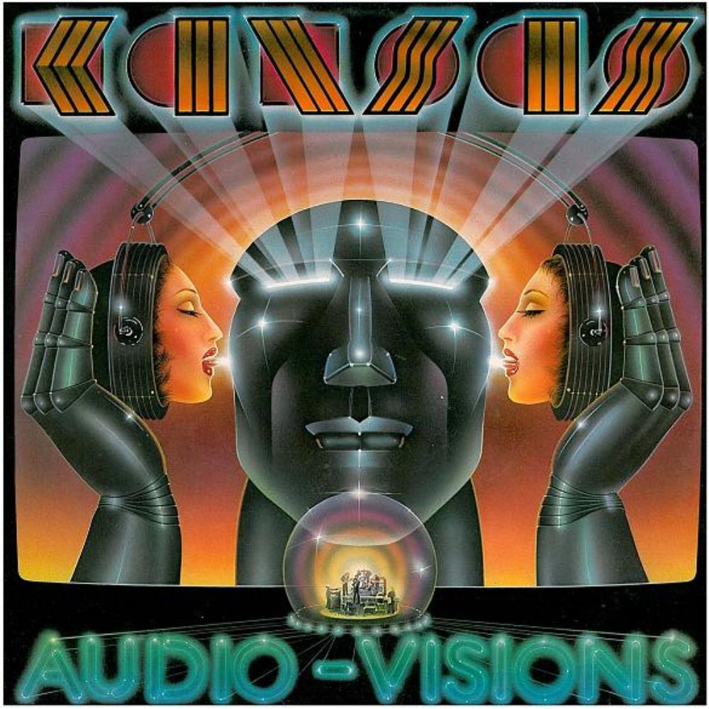 Kansas Audio-Visions album cover