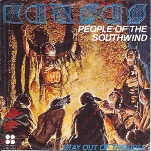 People Of The Southwind by KANSAS album cover