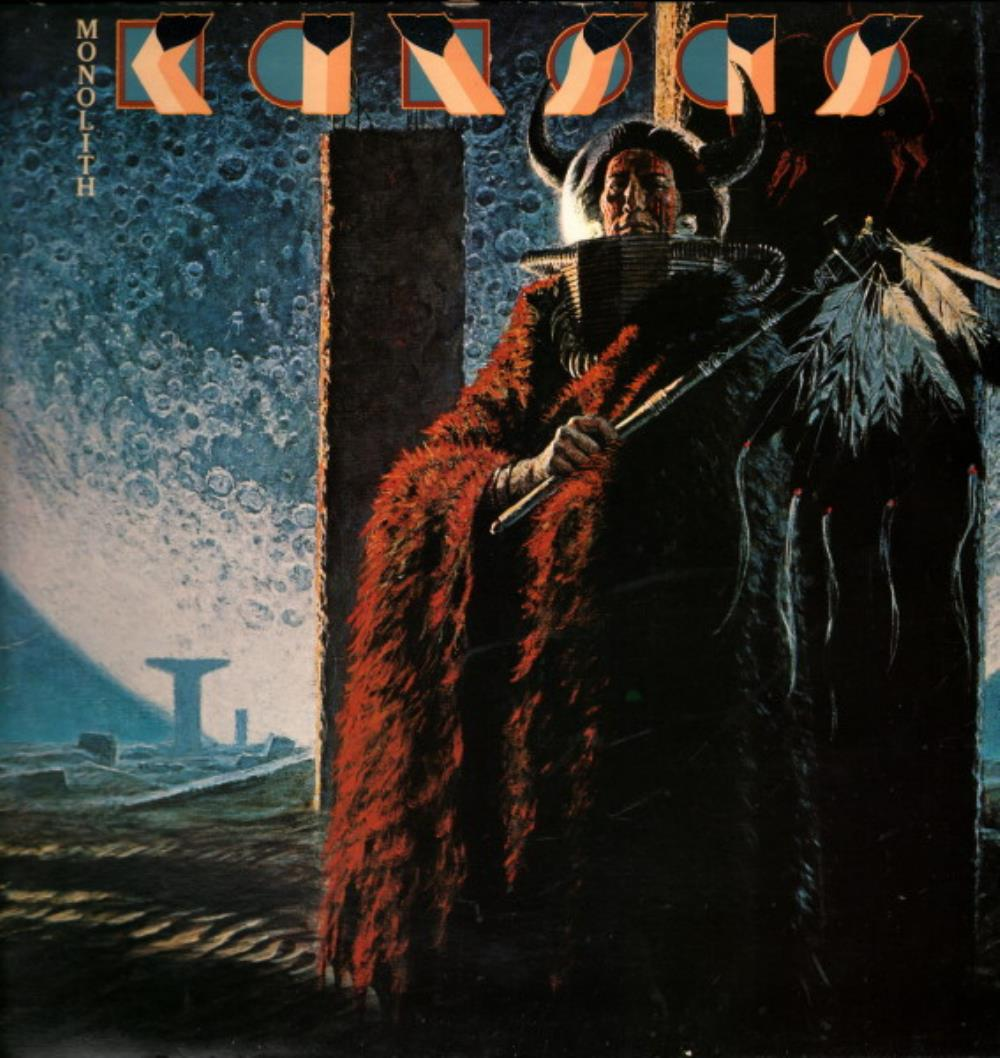 Monolith by KANSAS album cover