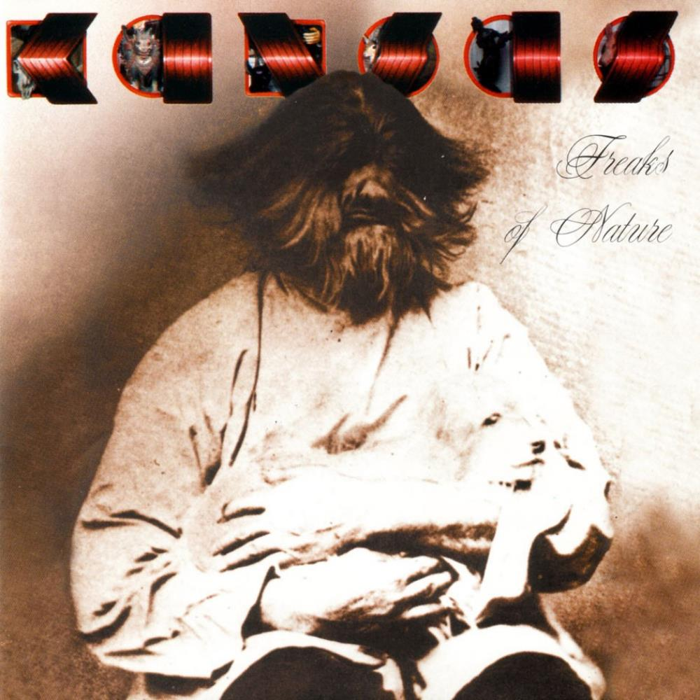 Freaks Of Nature by KANSAS album cover