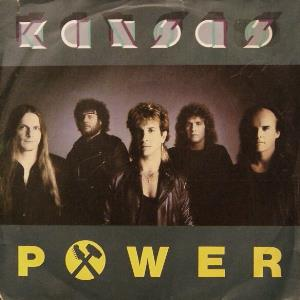 Power by KANSAS album cover