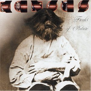 Kansas - Freaks Of Nature CD (album) cover