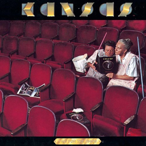 Kansas - Two for the Show CD (album) cover