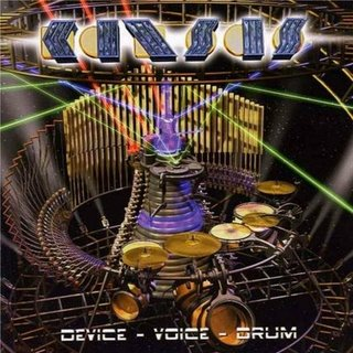 Kansas Device, Voice, Drum album cover