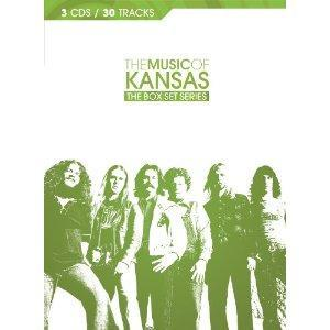 Kansas The Music of Kansas album cover