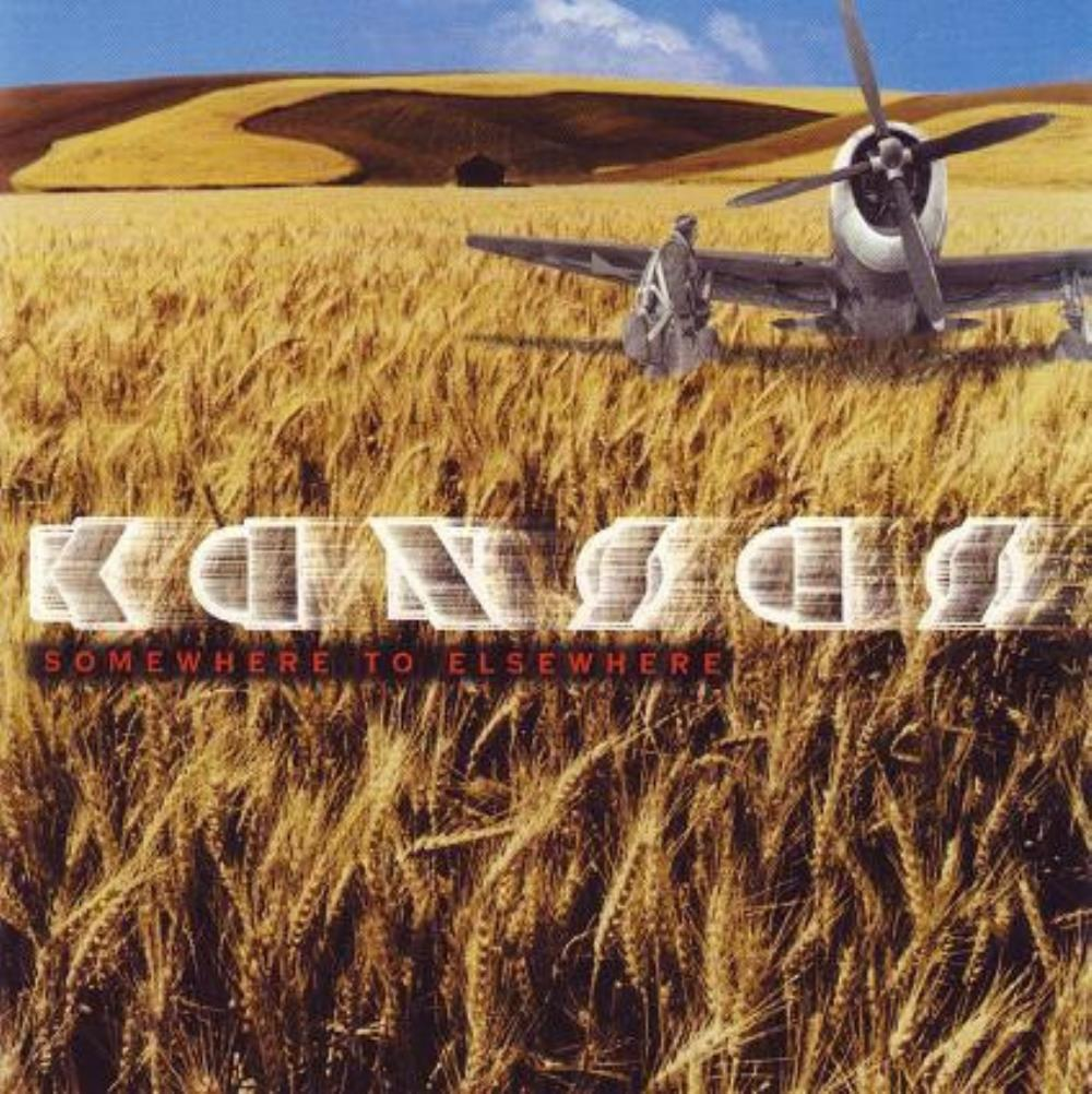 Kansas - Somewhere To Elsewhere CD (album) cover