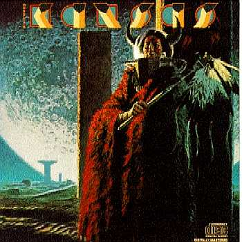 Kansas - Monolith  CD (album) cover