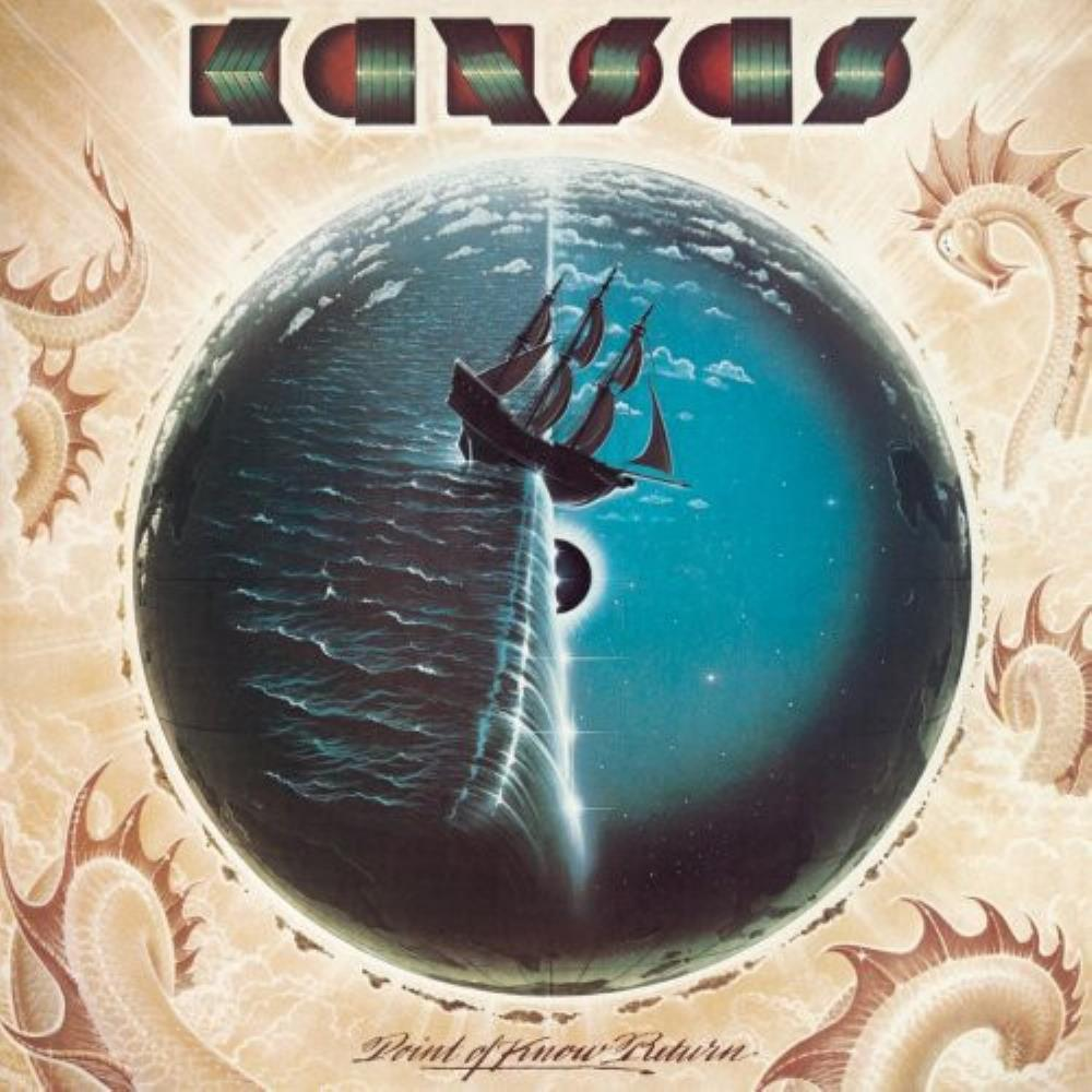 Point Of Know Return by KANSAS album cover