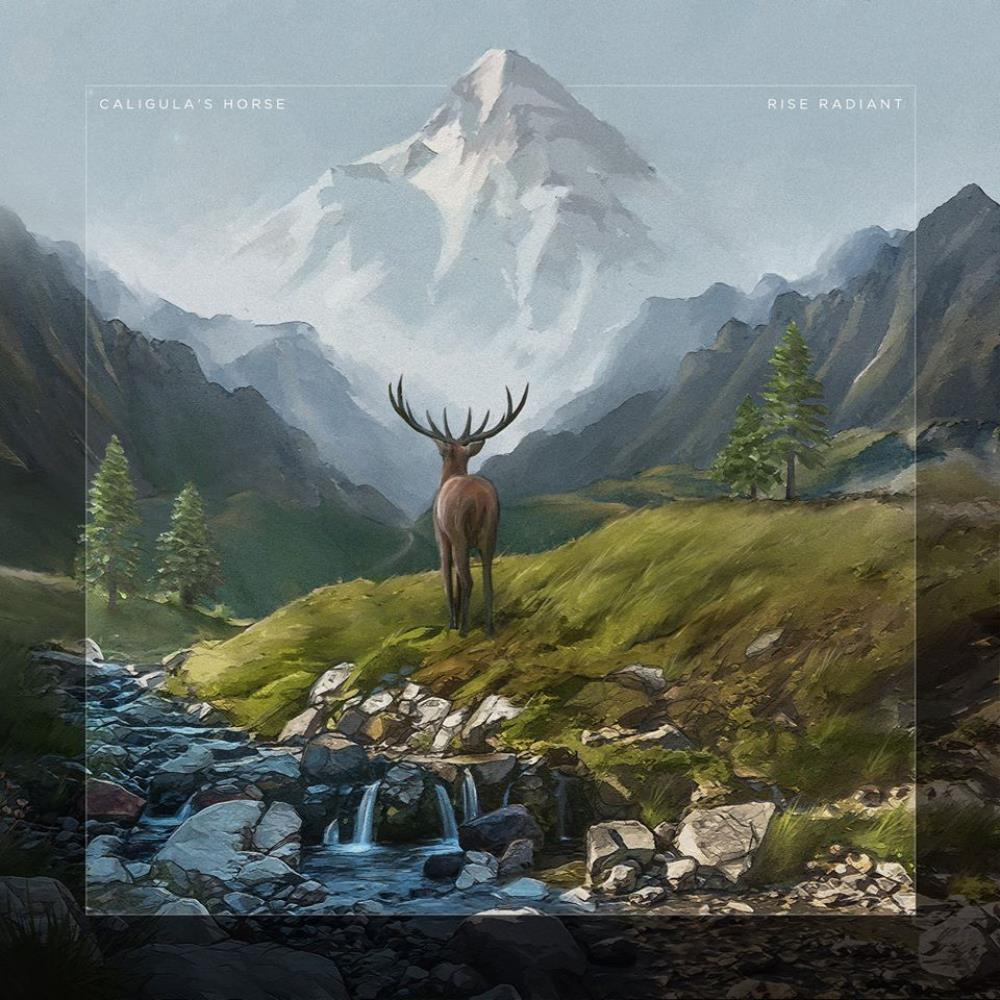 Rise Radiant by CALIGULA'S HORSE album cover