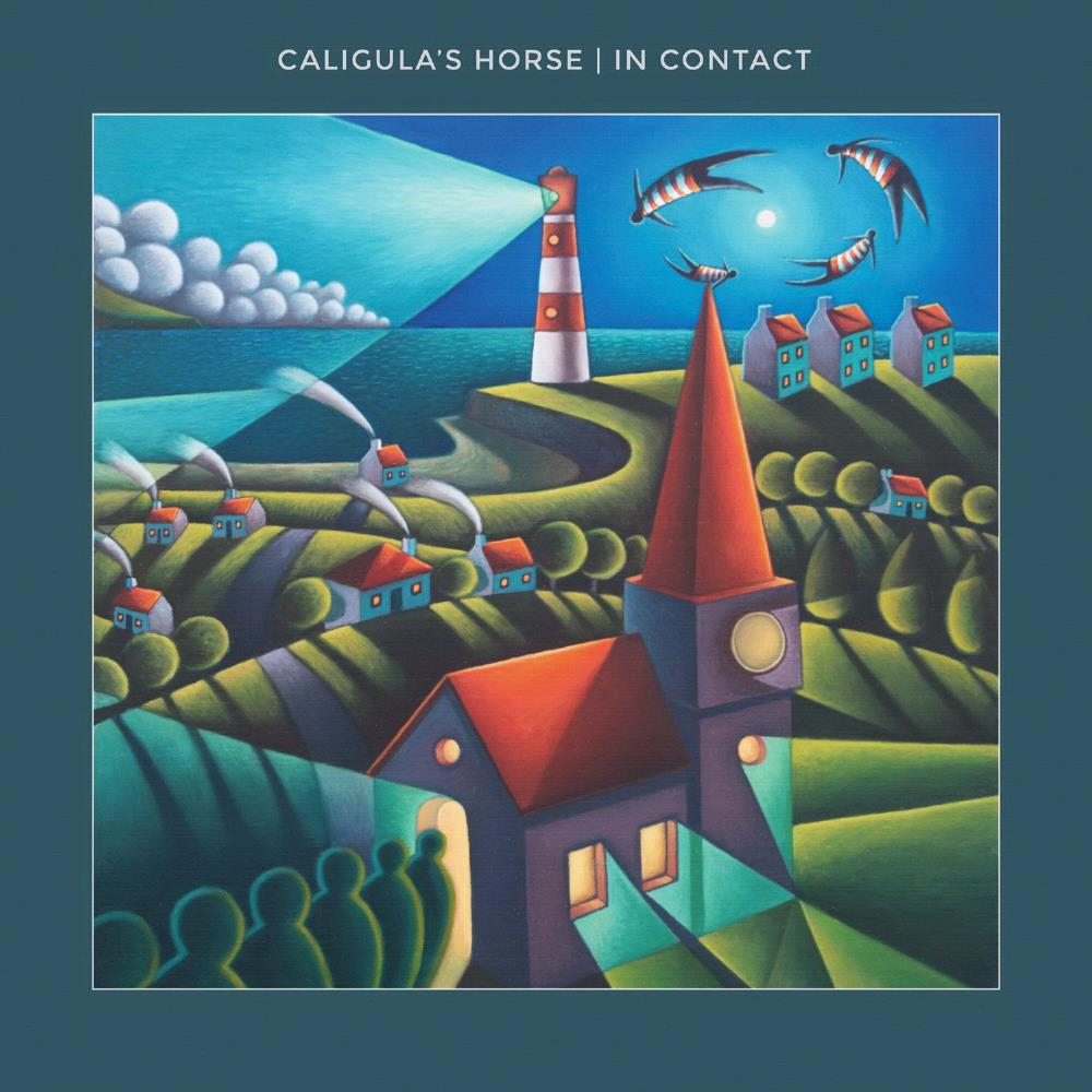 In Contact by CALIGULA'S HORSE album cover