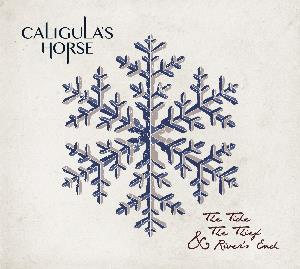 Caligula's Horse - The Tide, the Thief & River's End CD (album) cover
