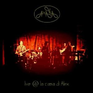 Live @ La Casa Di Alex by ALTAVIA album cover